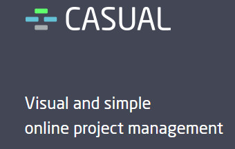 casualpm visual project management