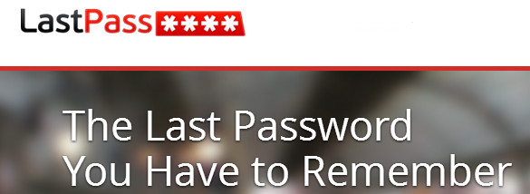 Lastpass password management